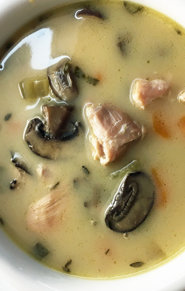 IP Chicken and Wild Rice Soup - Copy