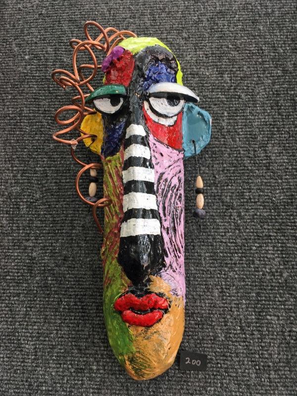 Mask by Calvin Walton