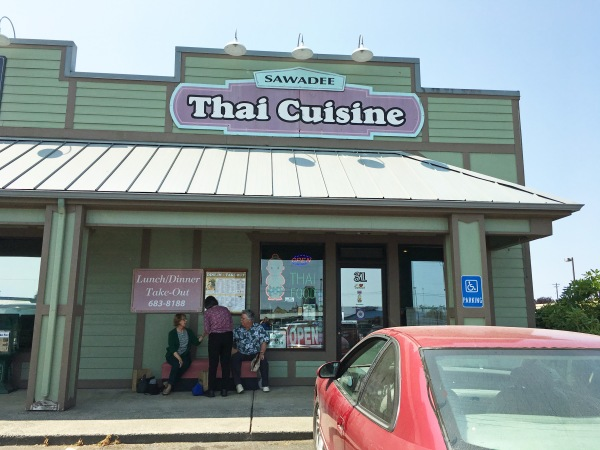 Sawadee Thai Cuisine in Sequim