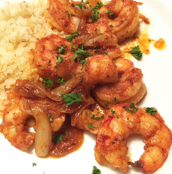 The Simplest and Best Shrimp Dish