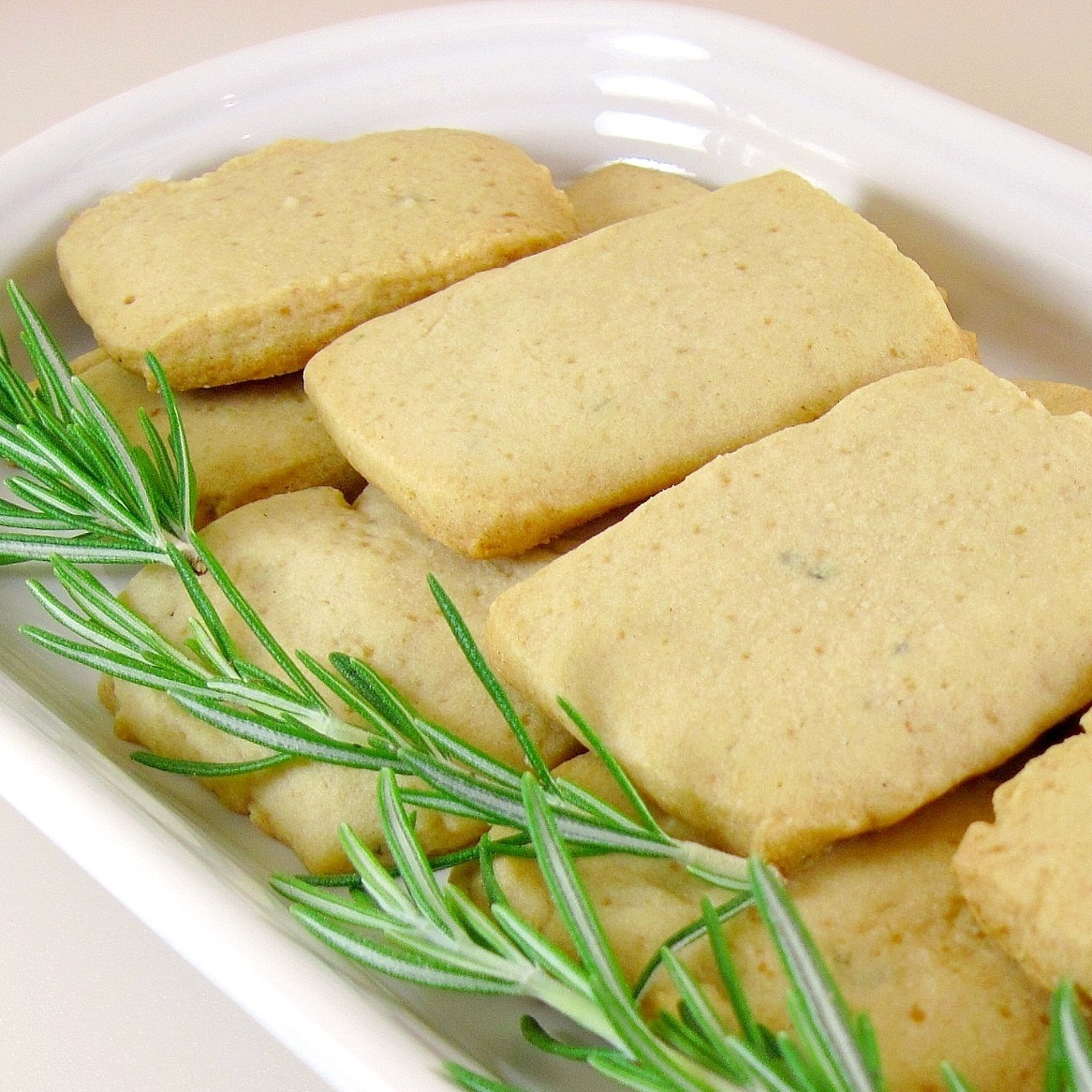 Rosemary Shortbread 5
