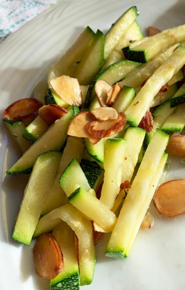 Quick Zucchini Saute - Copy